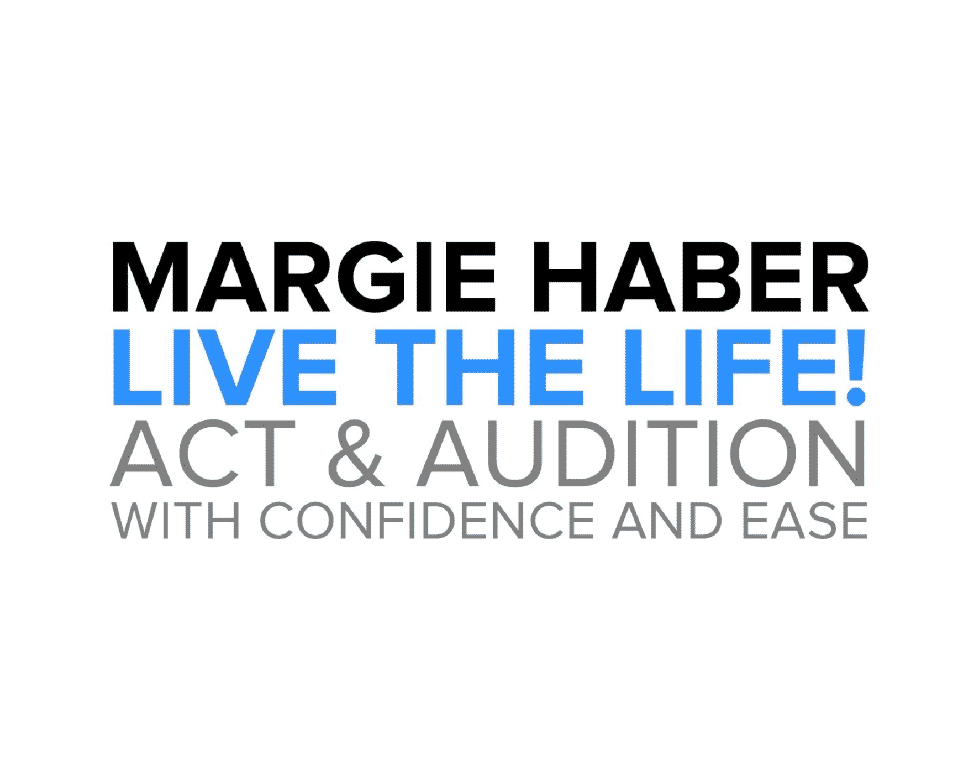 online acting classes from margie haber studio, online acting courses
